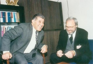 Ra'anan Cohen-leader of Labor party